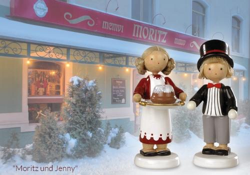 FLADE Moritz und Jenny